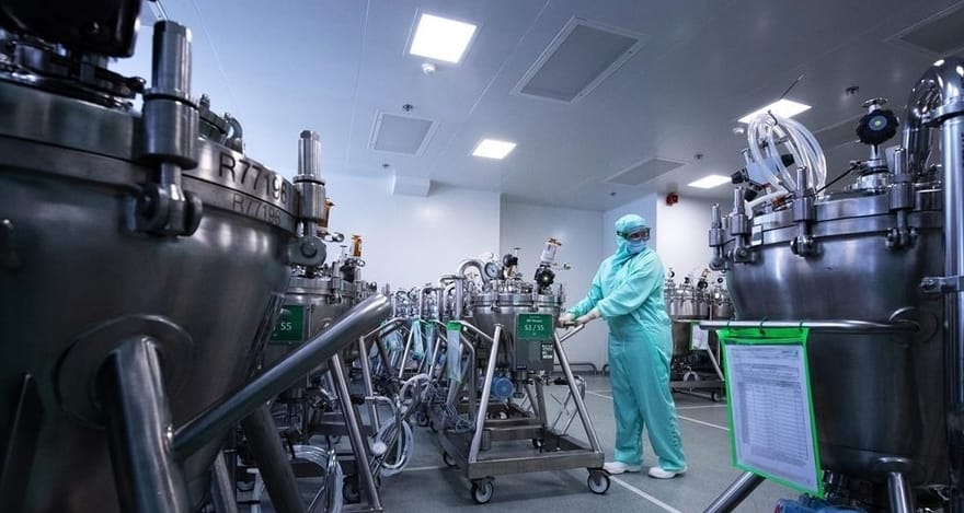 industria farmaceutica 2020