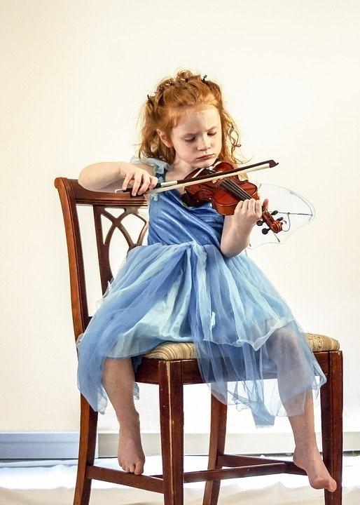 musica en ninos