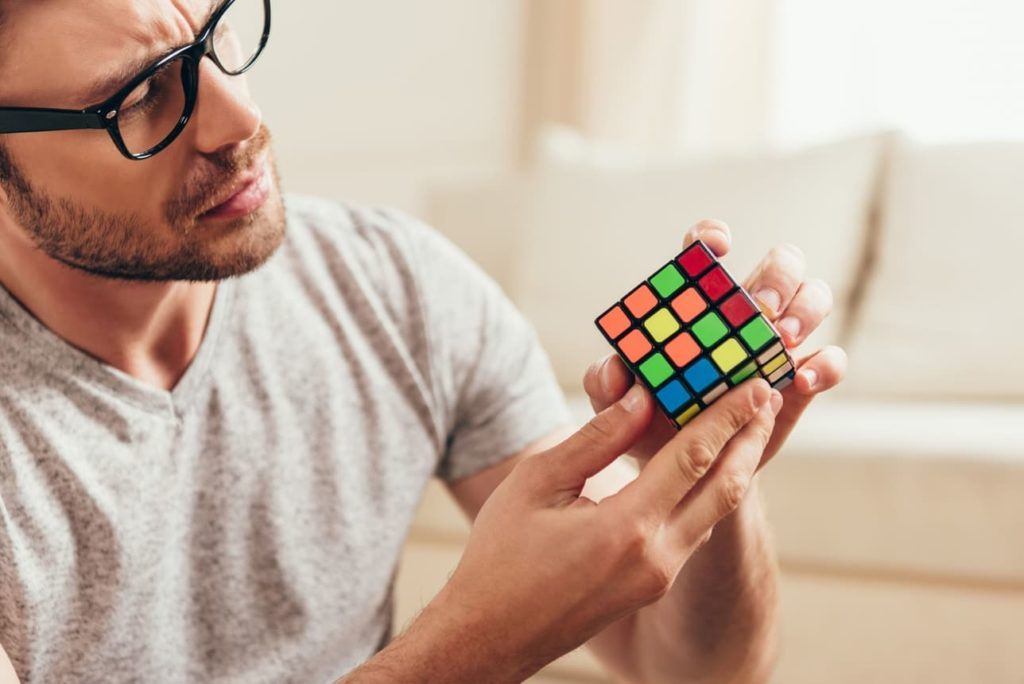 Cubo de Rubik cientifiko