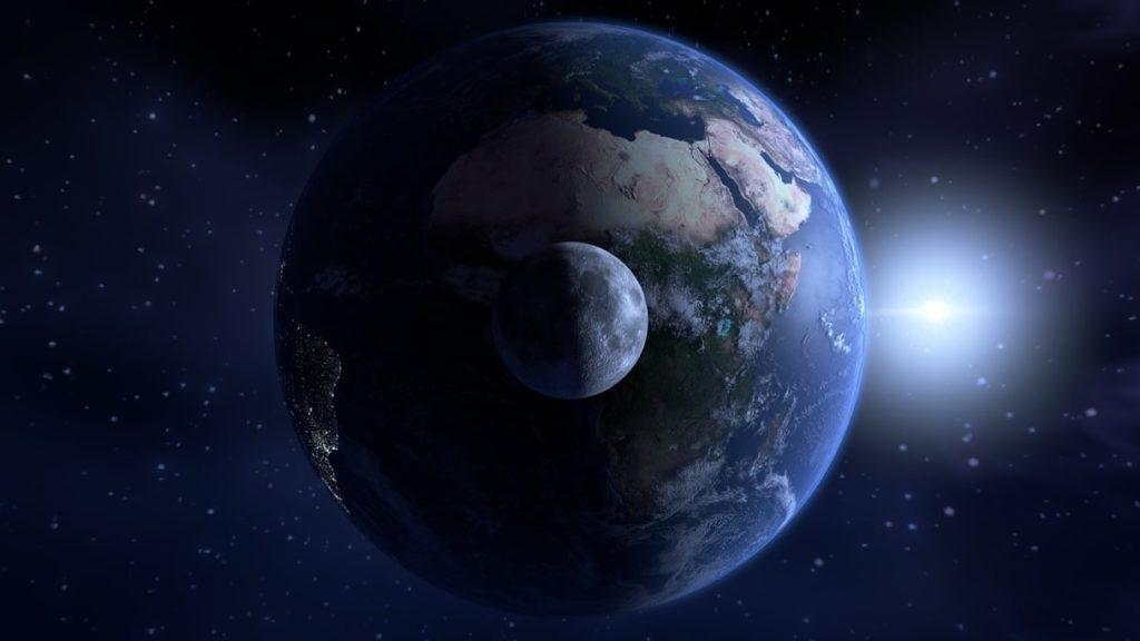 datos sobre la Luna