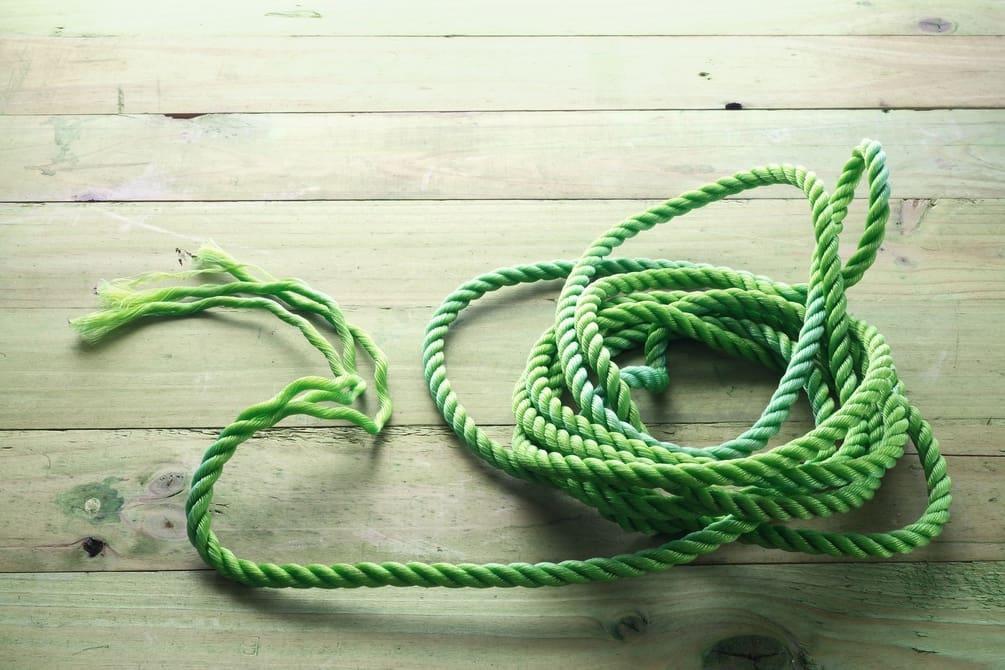Nylon cuerda