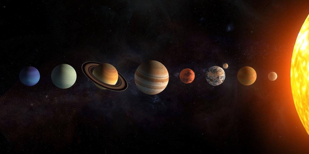 Sistema Solar cientifiko