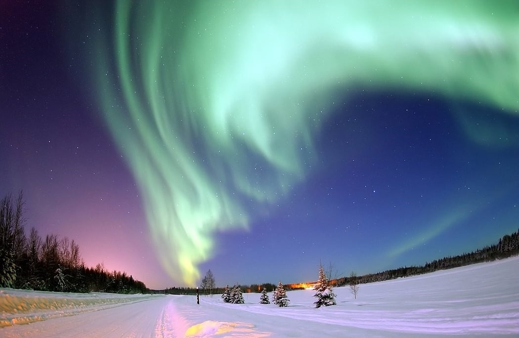 auroras boreales cientifiko