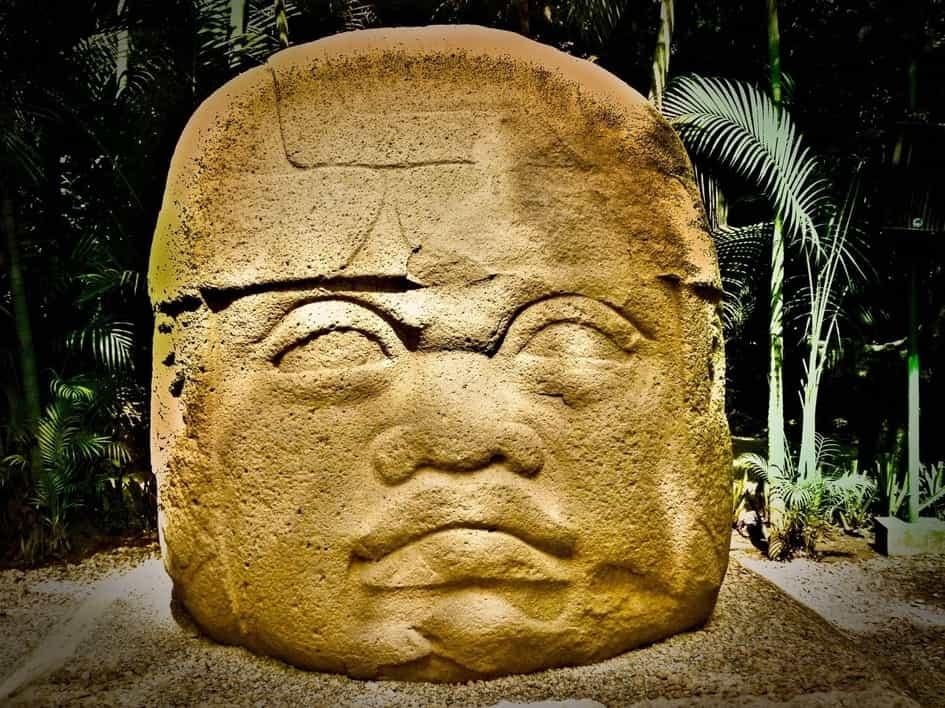 cultura Olmeca cientifiko