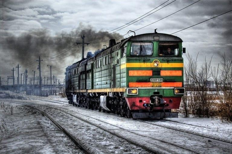 inventos el tren