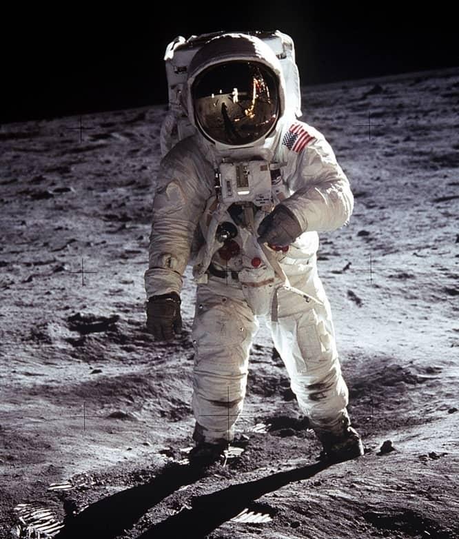traje astronauta apollo