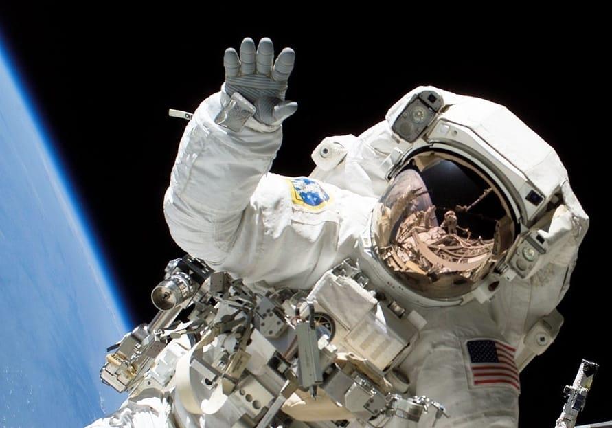 Traje de astronauta EMU