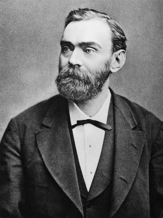 Alfred Nobel cientifiko.ocm