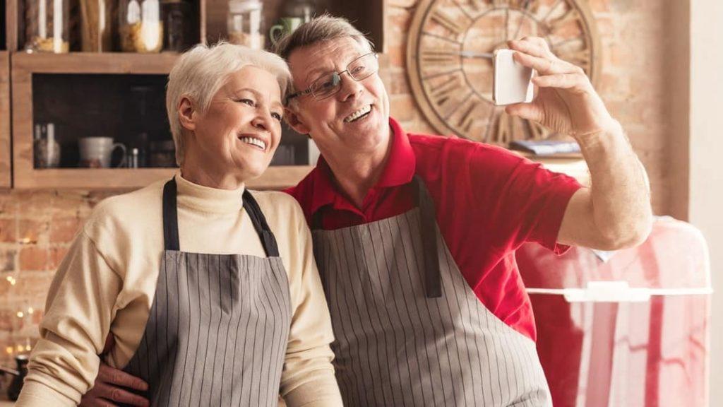 Etapas de la personalidad abuelos