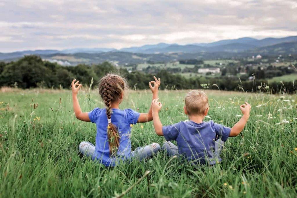Etapas de la personalidad niños