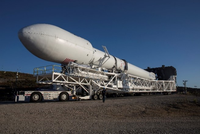 Falcon heavy de SpaceX