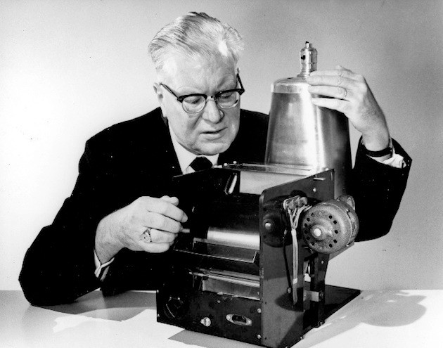 Fotocopiadora Chester Carlson