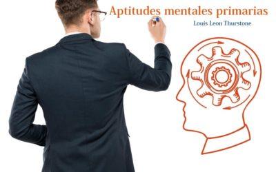 La inteligencia según Louis Leon Thurstone