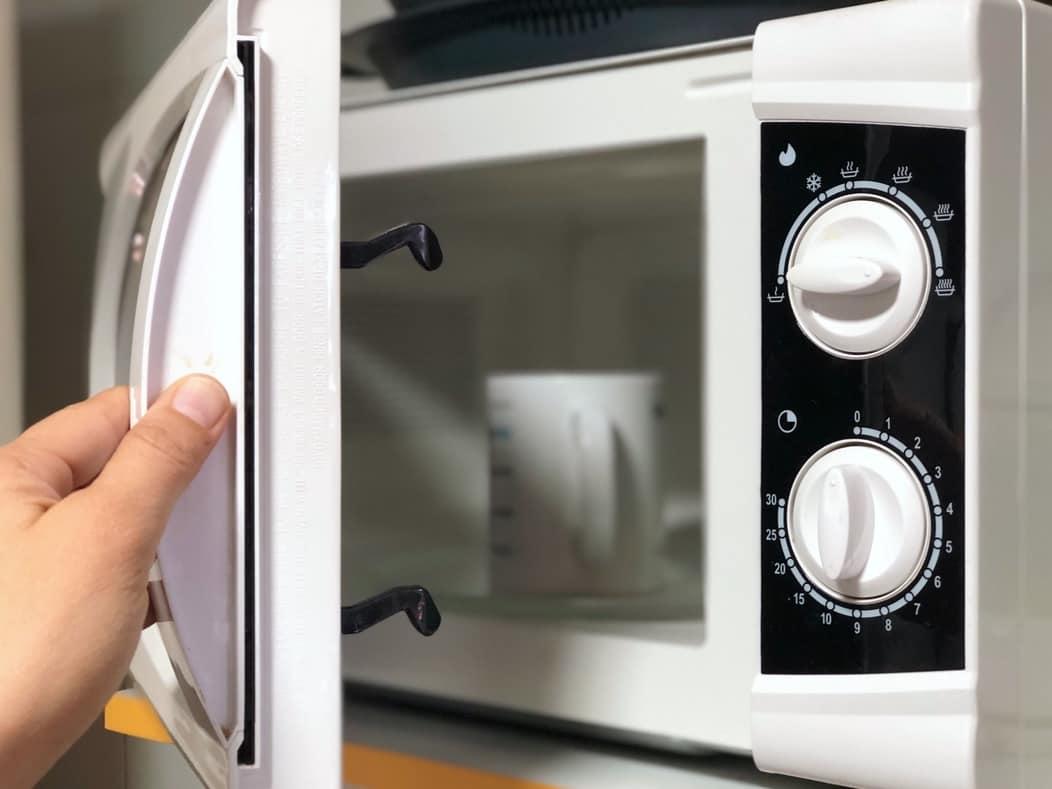 el horno de microondas cientifiko