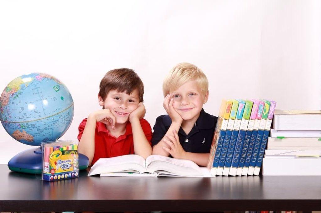Niños altamente inteligentes 3