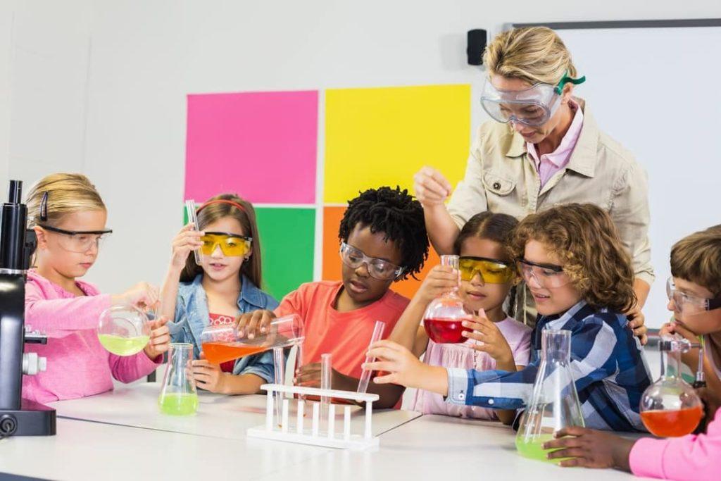 Niños altamente inteligentes