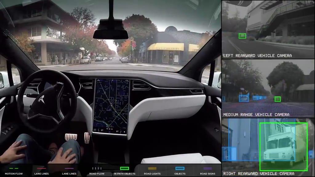 Tesla de Elon Musk