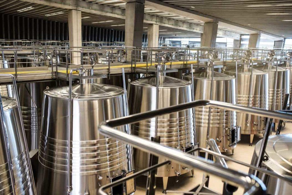 bioreactores de acero inoxidable