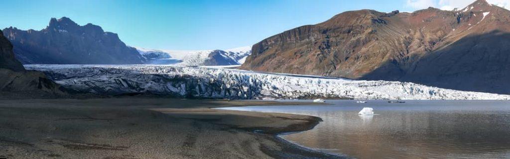 desierto glacial
