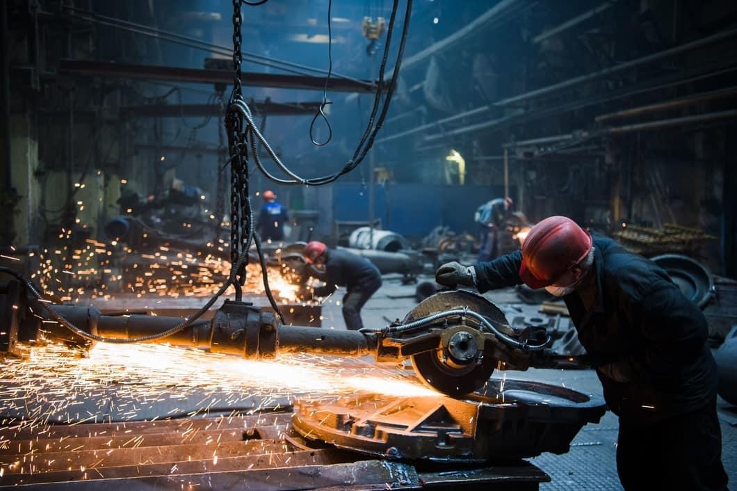 uso del acero