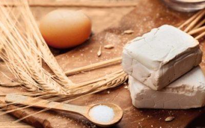 La levadura es el secreto de un buen pan