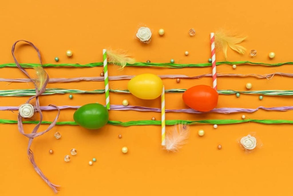 doce notas musicales