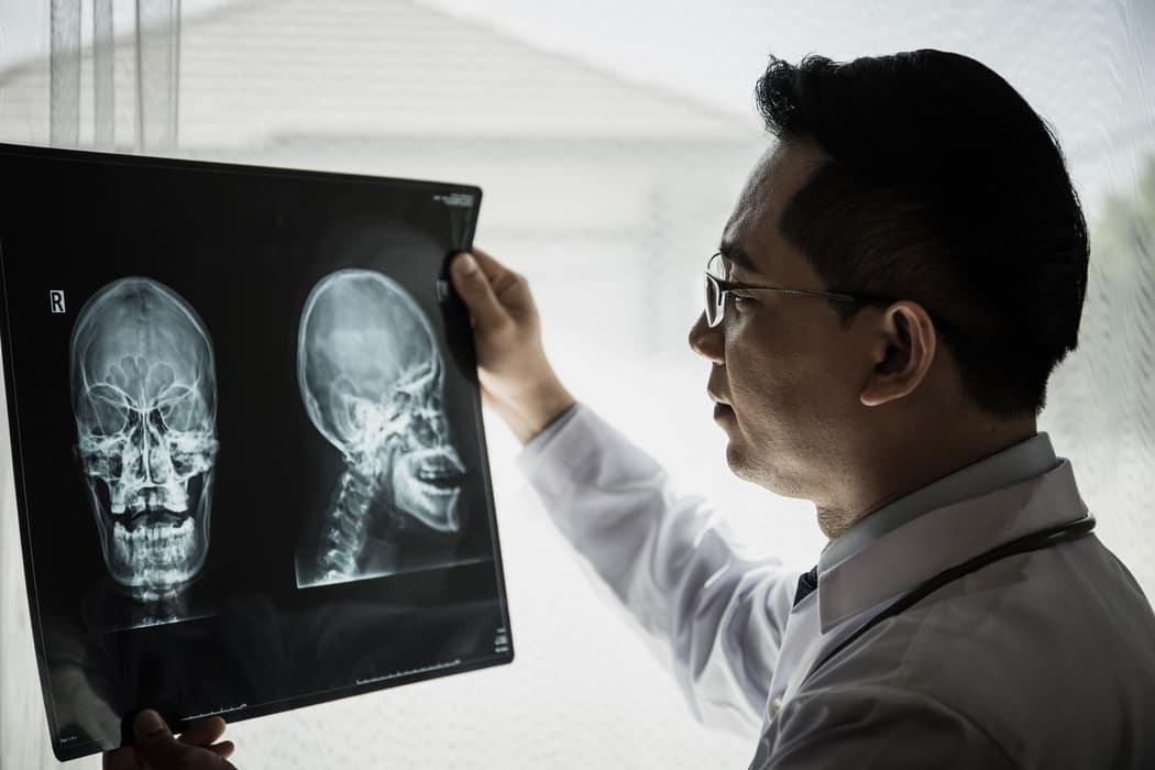 Inventos descubiertos por accidente rayos X