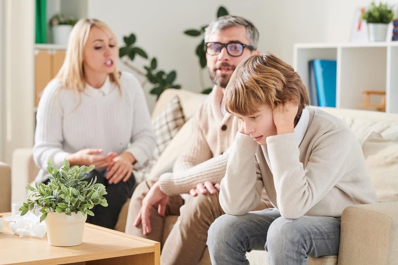 solución de conflictos en la adolescencia