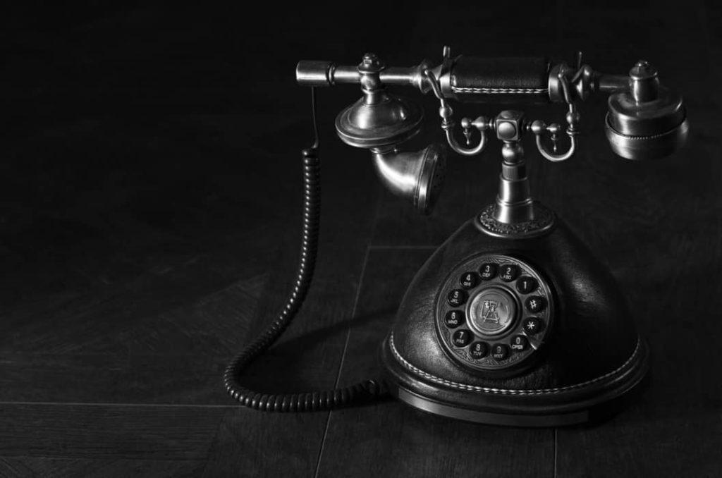 telefono Segunda Revolución Industrial
