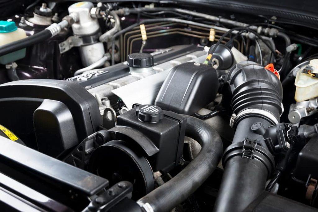 Automovil Motor de combustión interna