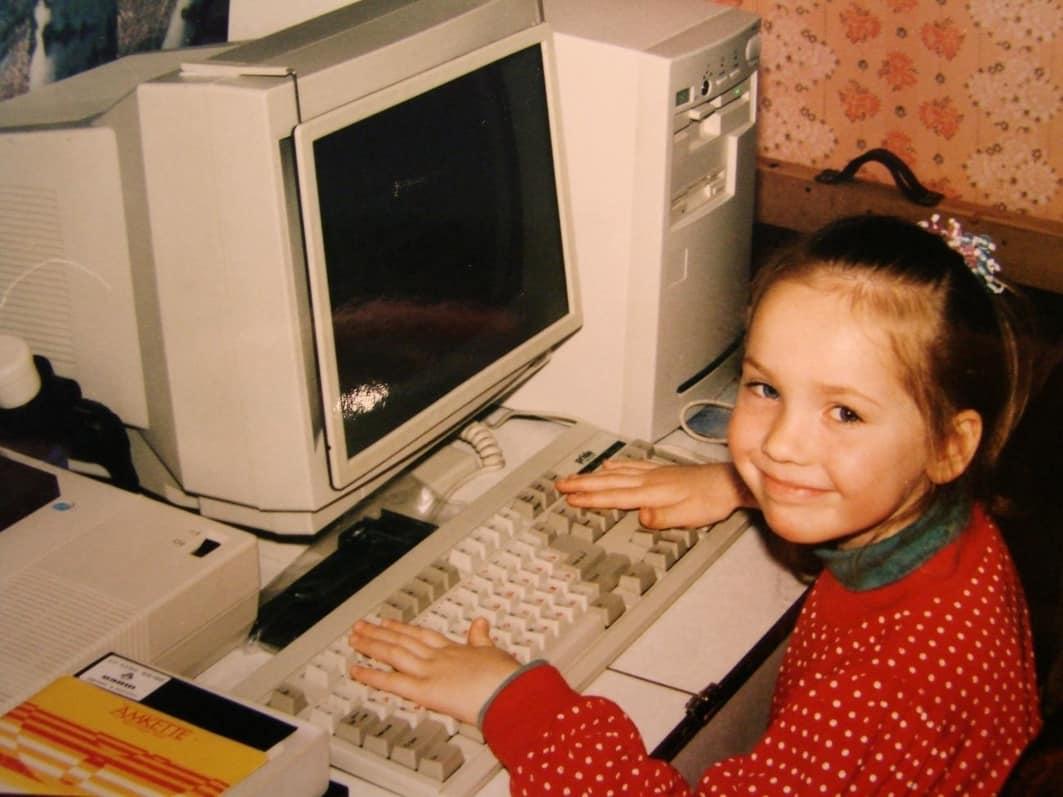 Computadora vieja