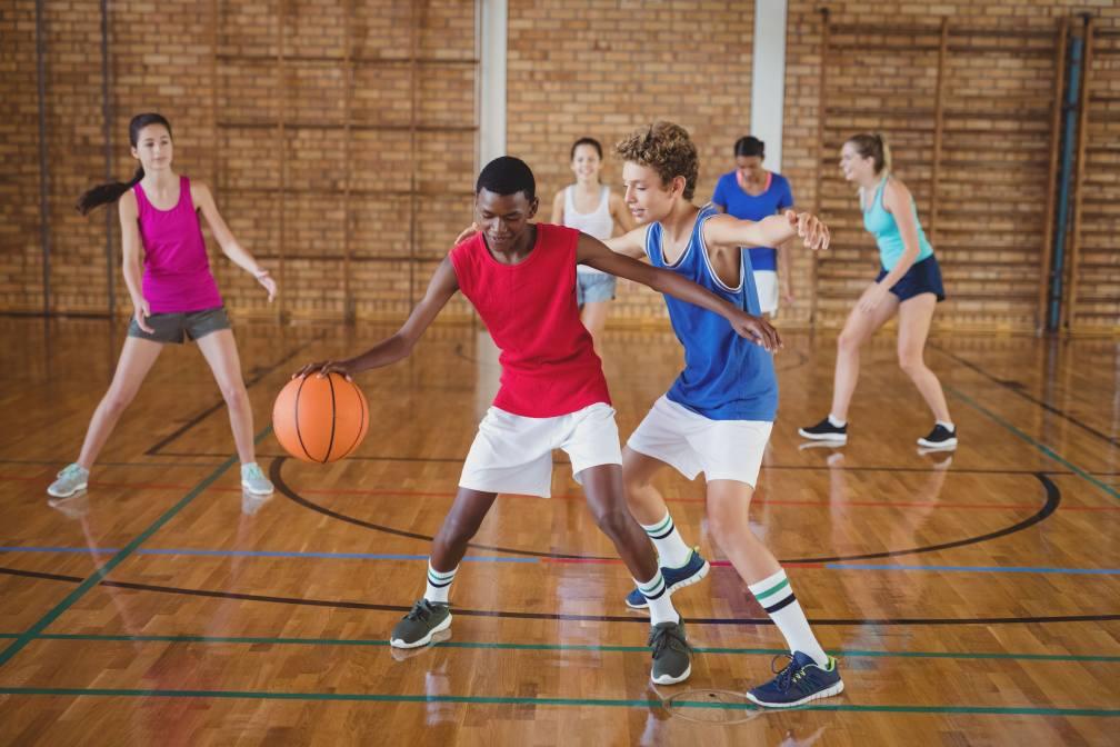 Exclusion de la clase de deportes