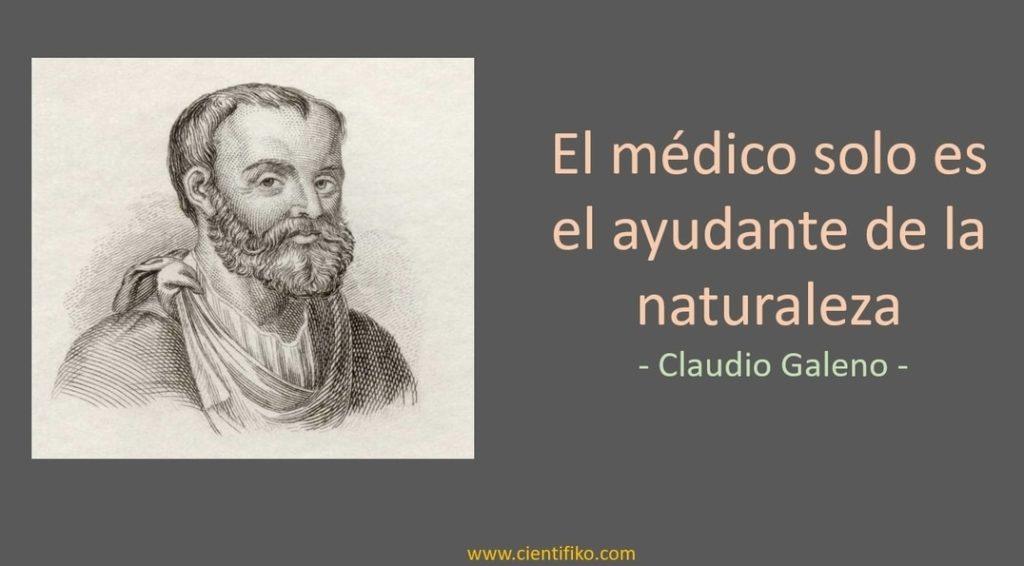 Claudio Galeno cientificos romanos