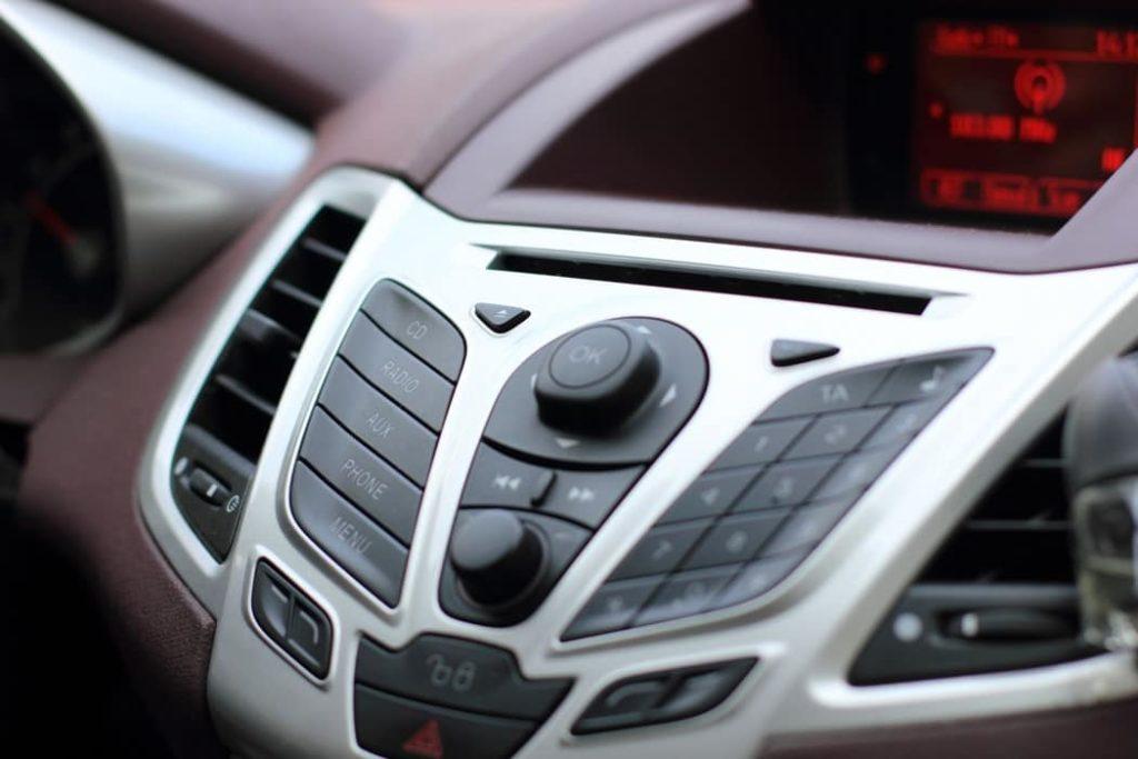 Radio vehículos