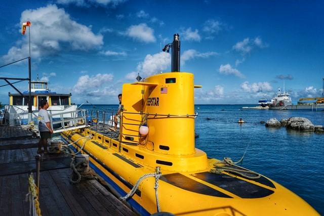 Submarinos futuro