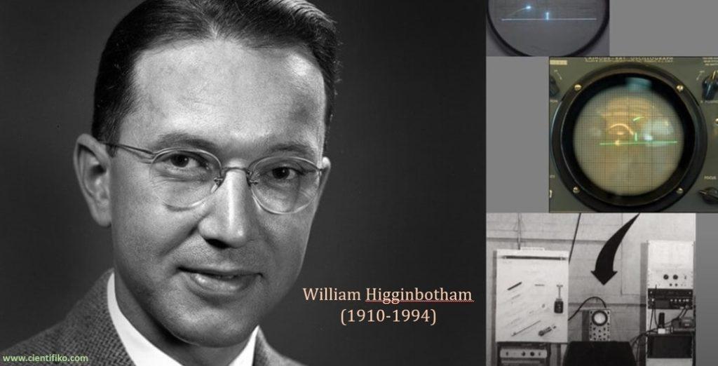 Primer Videojuego William Higginbotham