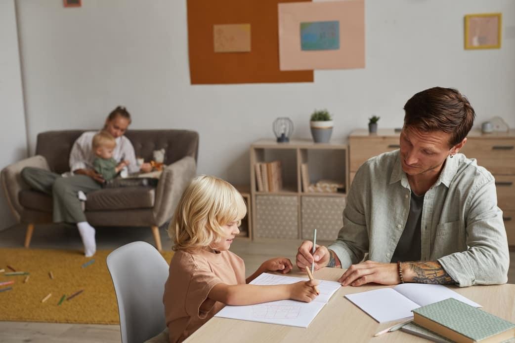 Ampliar el vocabulario de tus hijos