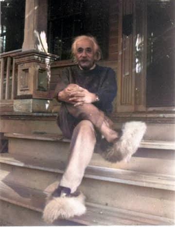 Cientificos autistas Albert Einstein