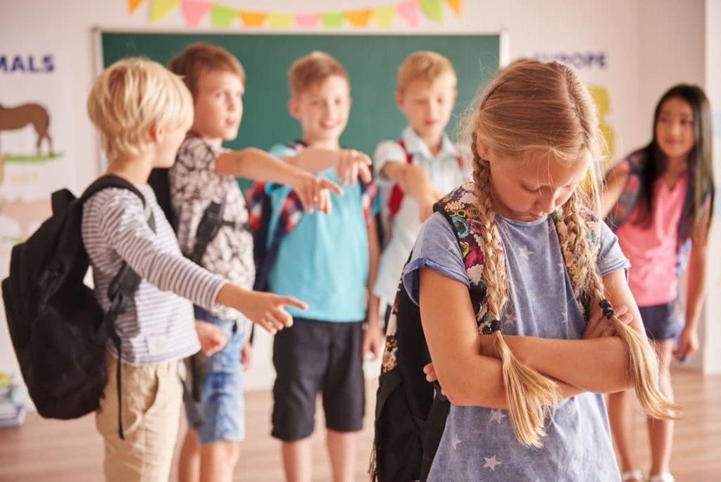 Exclusion social en clase