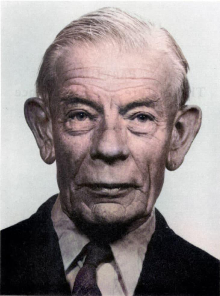 Philip Ewart Vernon