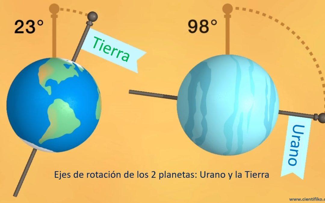 Urano: un planeta que esconde grandes misterios