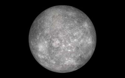 La historia de Mercurio, el hermano menor de la Tierra