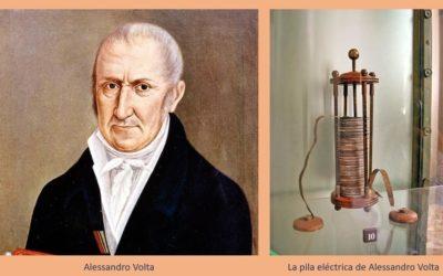 Alessandro Volta: un genio
