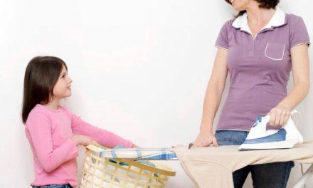 Cómo enseñarle a tu hijo a asumir la responsabilidad