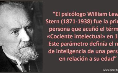 La Inteligencia según William Stern
