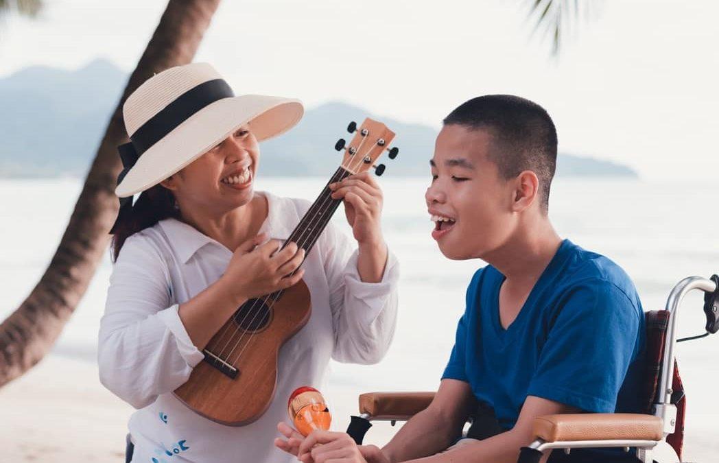 La música en la educación especial