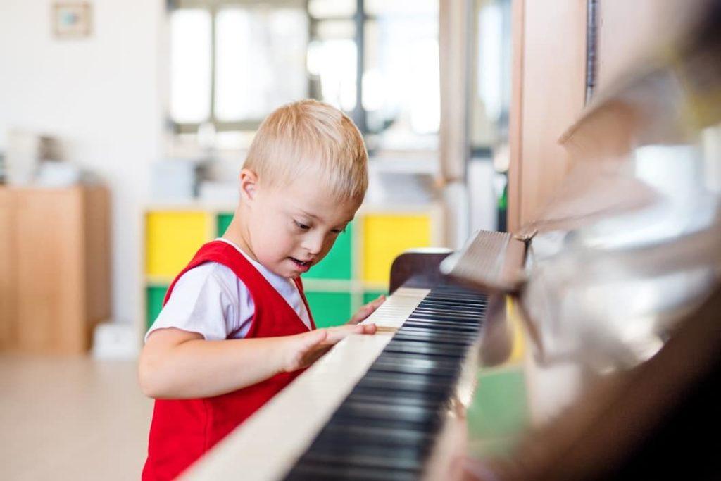 música en la educación especial
