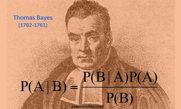 Thomas Bayes: un matemático que aportó mucho a la humanidad