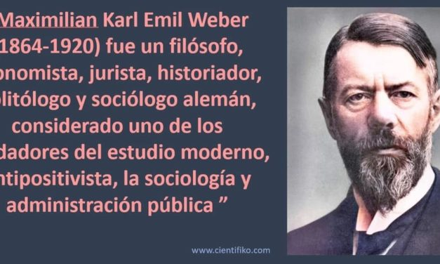 El liderazgo según Max Weber